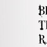 Travail sur la typographie