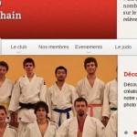 site du judo club de petit-rechain